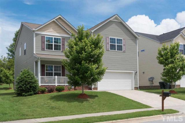 909 Ballast Drive, Knightdale, NC 27545 (#2192080) :: The Abshure Realty Group