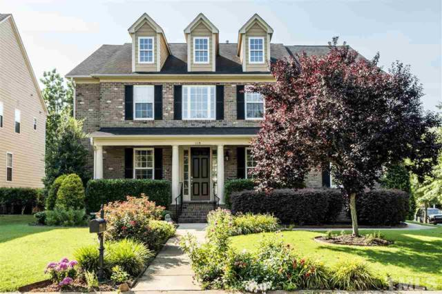 113 Meadowcrest Place, Holly Springs, NC 27540 (#2192660) :: The Perry Group
