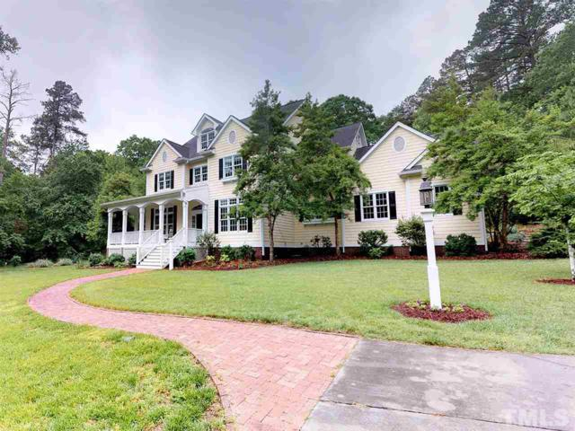 3821 Stoneycreek Road, Chapel Hill, NC 27514 (#2192786) :: Raleigh Cary Realty