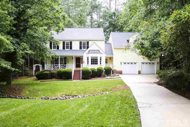 5001 Prancer Court, Wake Forest, NC 27587 (#2192791) :: The Perry Group