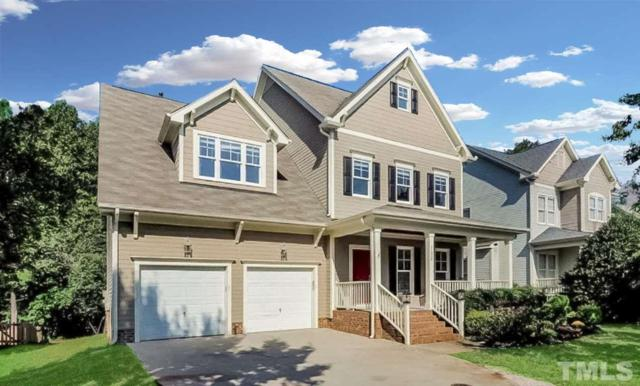 132 Edgepine Drive, Holly Springs, NC 27540 (#2192804) :: The Abshure Realty Group