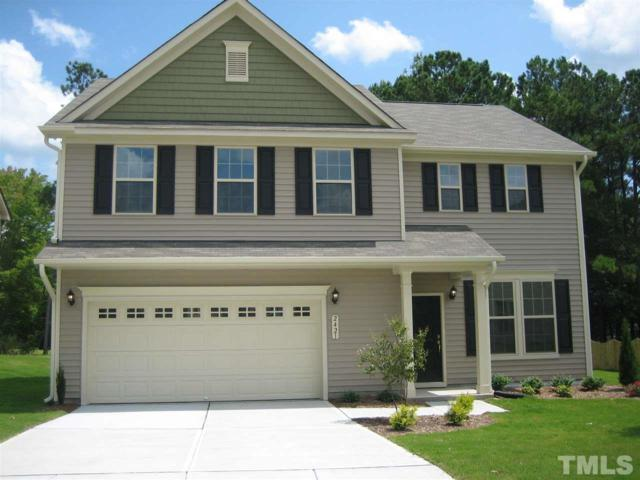 2421 Slate Rock Drive #490, Wake Forest, NC 27587 (#2192905) :: Raleigh Cary Realty