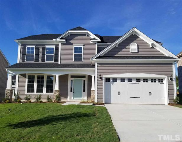 4708 Broad Falls Lane Lot 139, Knightdale, NC 27545 (#2192915) :: The Perry Group