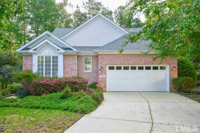 422 Knotts Valley Lane, Cary, NC 27519 (#2192925) :: The Perry Group