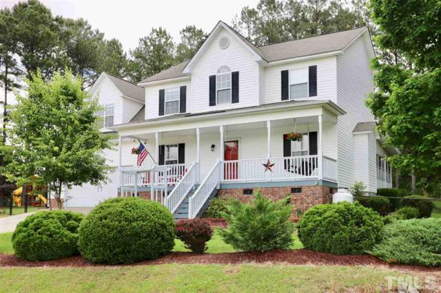 33 Cabin Grove Court, Angier, NC 27501 (#2193070) :: The Perry Group