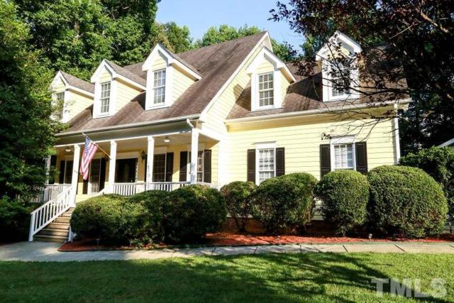 1621 Buck Wallow Road, Wake Forest, NC 27587 (#2193125) :: The Abshure Realty Group