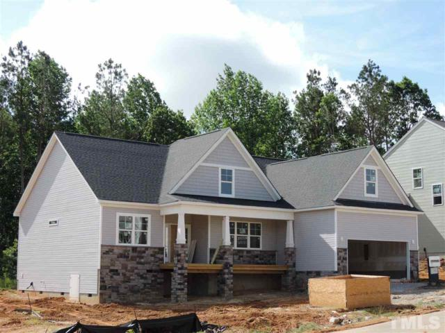 207 Grey Hawk Drive, Garner, NC 27529 (#2193395) :: The Perry Group