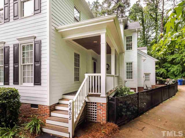 2405 Carruthers Court, Raleigh, NC 27615 (#2193671) :: The Perry Group