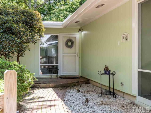 902 Christopher Road, Chapel Hill, NC 27514 (#2193918) :: M&J Realty Group