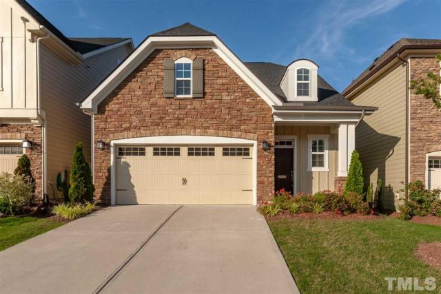 120 Begen Street, Morrisville, NC 27560 (#2193954) :: The Abshure Realty Group