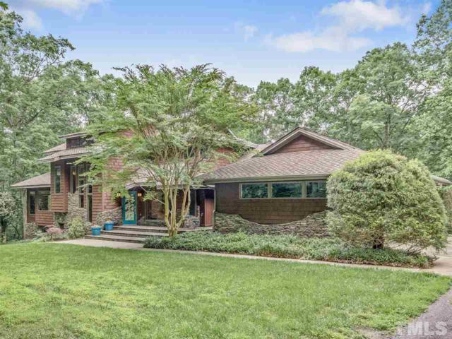 164 Ridge Top Drive, Chapel Hill, NC 27516 (#2194095) :: The Perry Group