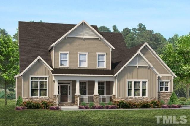 3125 Beechcroft Lane, Apex, NC 27502 (#2194129) :: The Abshure Realty Group