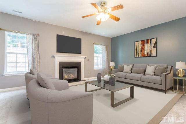 504 Blooming Meadows Road, Holly Springs, NC 27540 (#2194333) :: The Perry Group