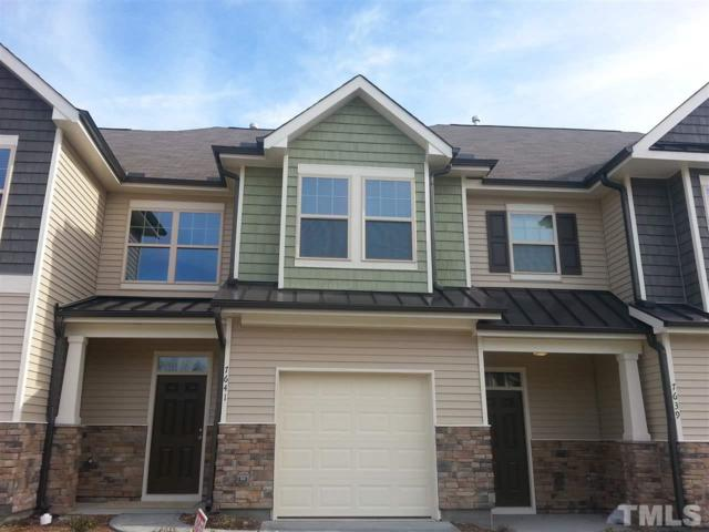 1007 Apogee Drive, Durham, NC 27713 (#2194439) :: The Perry Group
