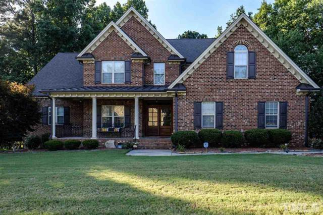 58 Club Hill Drive, Garner, NC 27529 (#2194476) :: The Abshure Realty Group