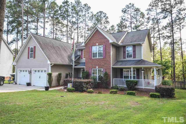3397 Carolina Way, Sanford, NC 27332 (#2194666) :: M&J Realty Group