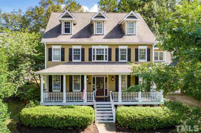 126 Graylyn Drive, Chapel Hill, NC 27516 (#2194879) :: The Abshure Realty Group