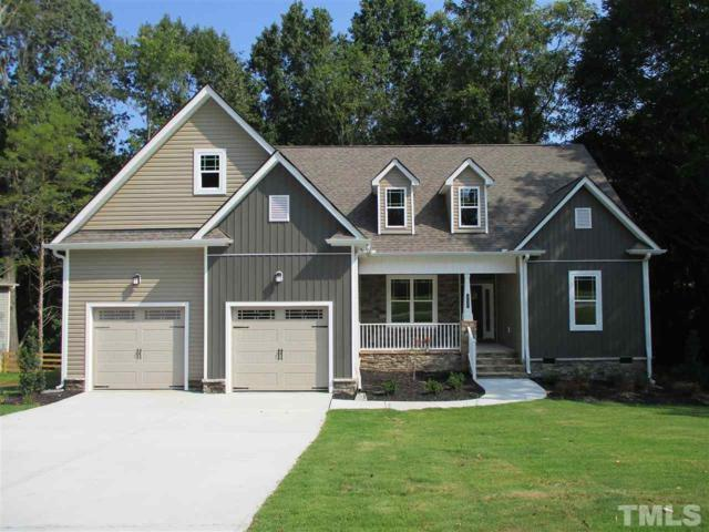 317 Laurel Oaks Drive, Youngsville, NC 27596 (#2195028) :: The Abshure Realty Group