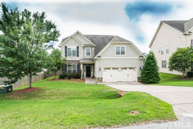 160 Oak Alley Trail, Clayton, NC 27527 (#2195079) :: The Perry Group