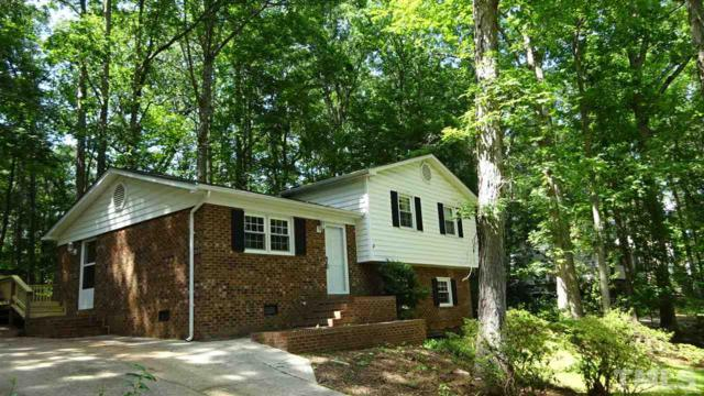 1206 Highland Trail, Cary, NC 27511 (#2195082) :: The Abshure Realty Group