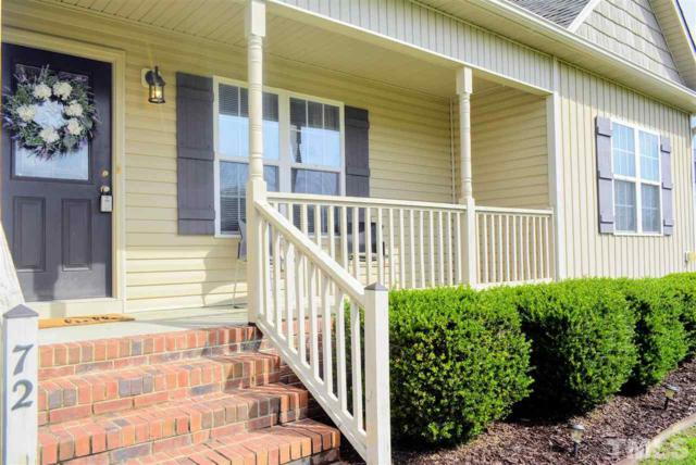72 Long Grass Drive, Smithfield, NC 27577 (#2195242) :: The Abshure Realty Group