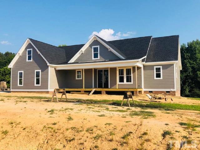 155 Morgan Farm Drive, Lillington, NC 27546 (#2195249) :: The Perry Group