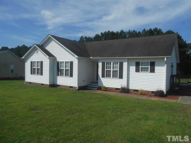 587 Rock Pillar Road, Clayton, NC 27520 (#2195562) :: The Perry Group