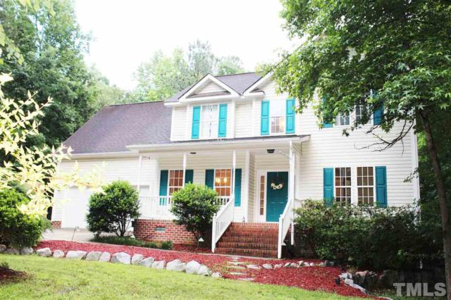 347 Forest Oaks Drive, Clayton, NC 27597 (#2195655) :: M&J Realty Group
