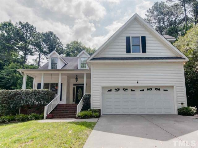 1718 Lambton Avenue, Wake Forest, NC 27587 (#2195687) :: The Jim Allen Group