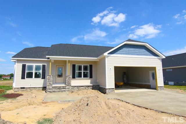 21 Showboat Drive, Smithfield, NC 27577 (#2195752) :: The Perry Group