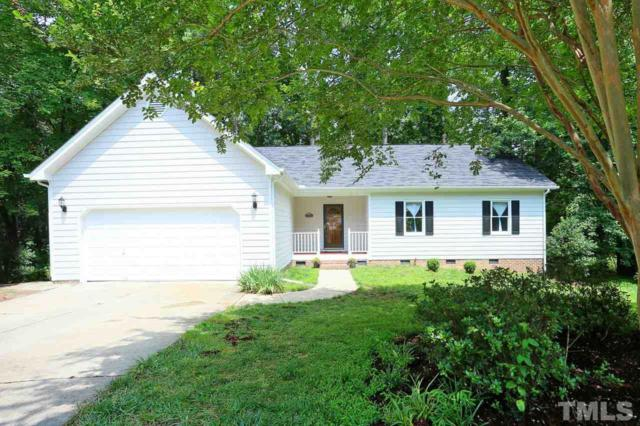 412 Holly Berry Lane, Holly Springs, NC 27540 (#2195964) :: The Jim Allen Group