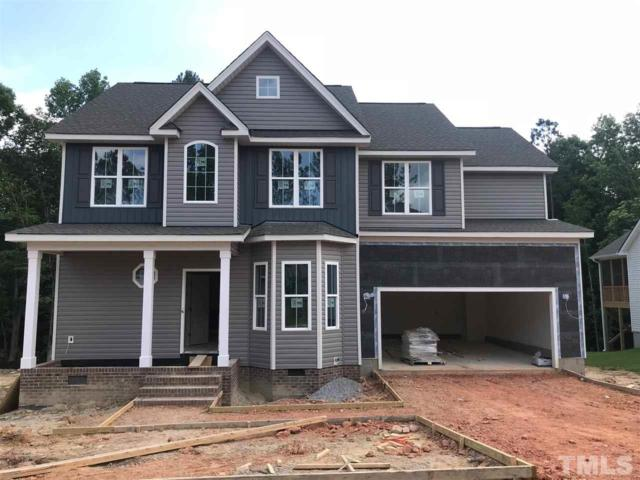 304 Hawkesburg Drive, Clayton, NC 27527 (#2196129) :: The Abshure Realty Group