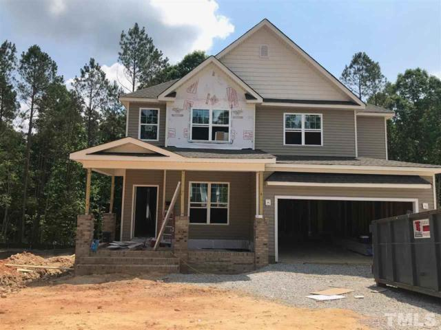320 Hawkesburg Drive, Clayton, NC 27527 (#2196140) :: The Abshure Realty Group