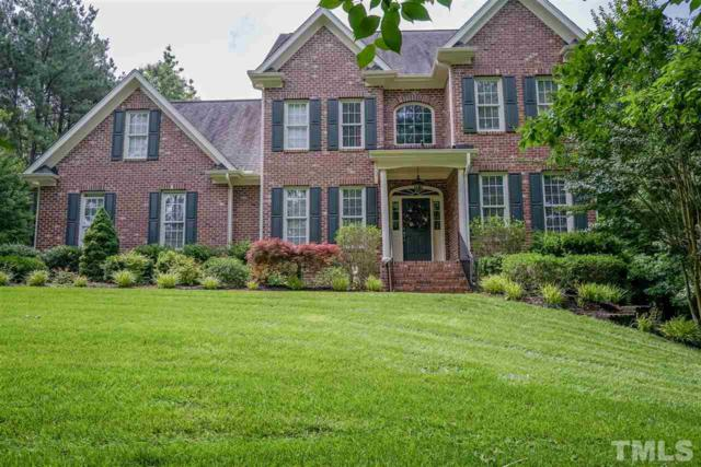 1405 Bridle Glen Court, Wake Forest, NC 27587 (#2196193) :: The Perry Group