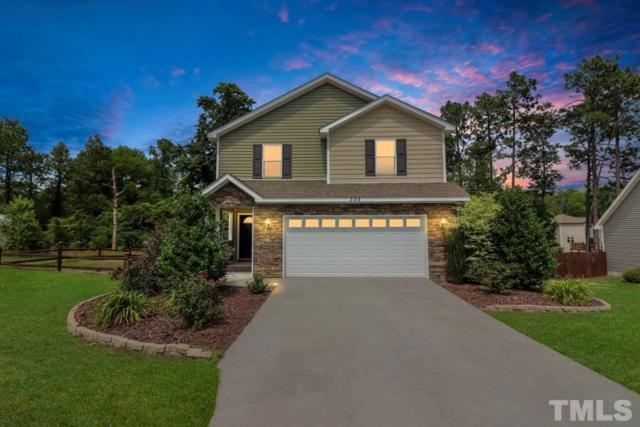 355 W Maine Avenue, Southern Pines, NC 28387 (#2196314) :: The Perry Group