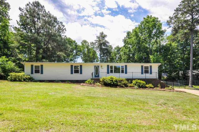 2737 Brigadoon Drive, Clayton, NC 27520 (#2196758) :: The Abshure Realty Group