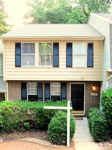 1908 Fox Sterling Drive, Raleigh, NC 27606 (#2196766) :: Rachel Kendall Team, LLC