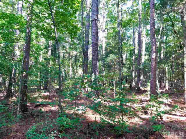 Lot 1 Arcadia Lane, Pittsboro, NC 27312 (#2196856) :: M&J Realty Group