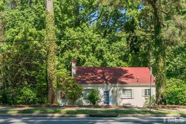1323 Ridge Road, Raleigh, NC 27607 (#2197041) :: The Jim Allen Group