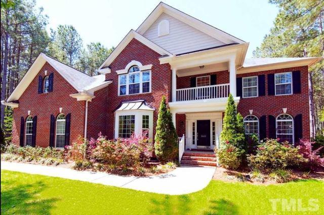 5605 Pine Rock Court, Wake Forest, NC 27587 (#2197088) :: The Perry Group