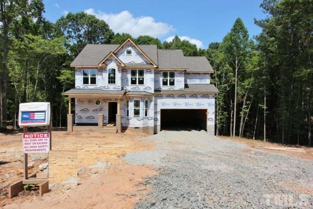1314 Sourwood Drive, Wake Forest, NC 27587 (#2197329) :: The Abshure Realty Group