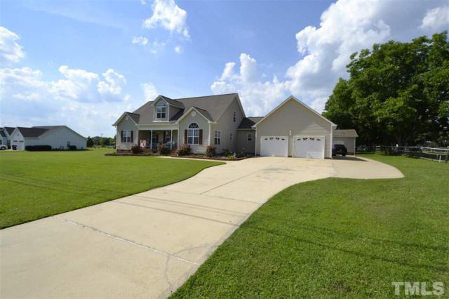 2170 Mt Pleasant Road, Willow Spring(s), NC 27592 (#2197336) :: The Perry Group