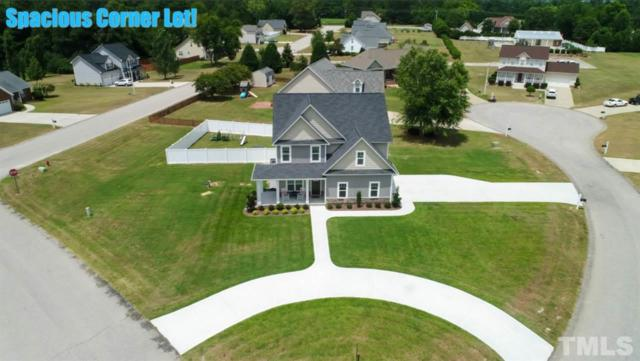 27 Muscadine Court, Lillington, NC 27546 (#2197363) :: The Perry Group