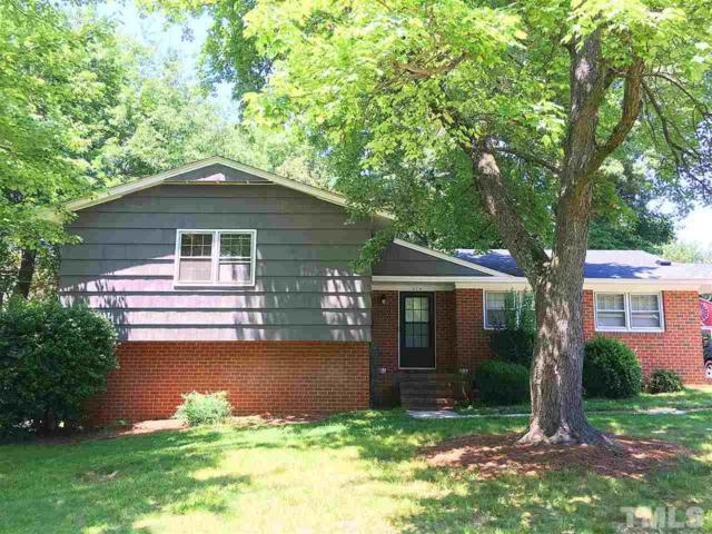216 Gordon Street, Cary, NC 27511 (#2197402) :: Raleigh Cary Realty