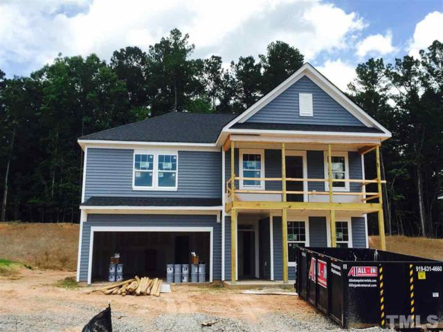 49 E Ravano Drive #238, Clayton, NC 27527 (#2197542) :: The Perry Group