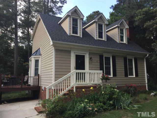 3113 E Folkestone Place, Raleigh, NC 27604 (#2197818) :: The Perry Group