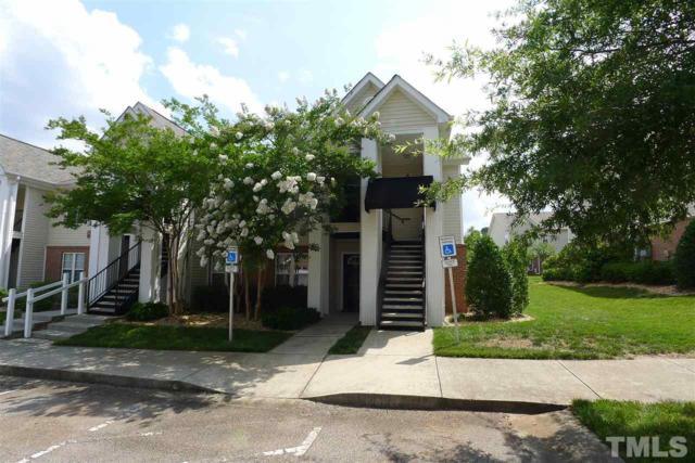 2410 Huntscroft Lane #103, Raleigh, NC 27617 (#2198059) :: The Perry Group