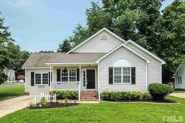 2812 Leicester Court, Apex, NC 27539 (#2198216) :: The Abshure Realty Group