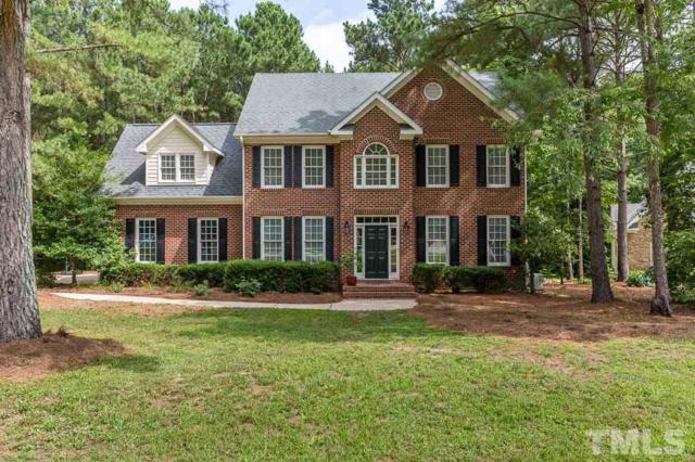 4417 Thistlehill Court, Raleigh, NC 27616 (#2198385) :: The Jim Allen Group