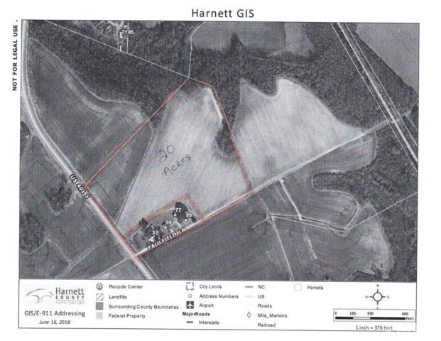Us 401 Highway, Bunnlevel, NC 28323 (#2198553) :: Dogwood Properties